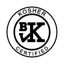 BVK stands for VA'AD HAKASHRUS OF BUFFALO the Kosher oversight agency for all Smokinlicious products.